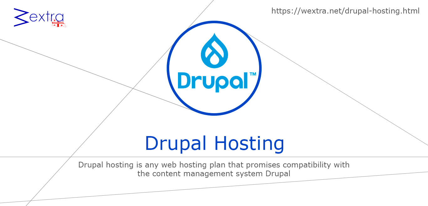Drupal Hosting - WExtra.net cheap hosting price finder