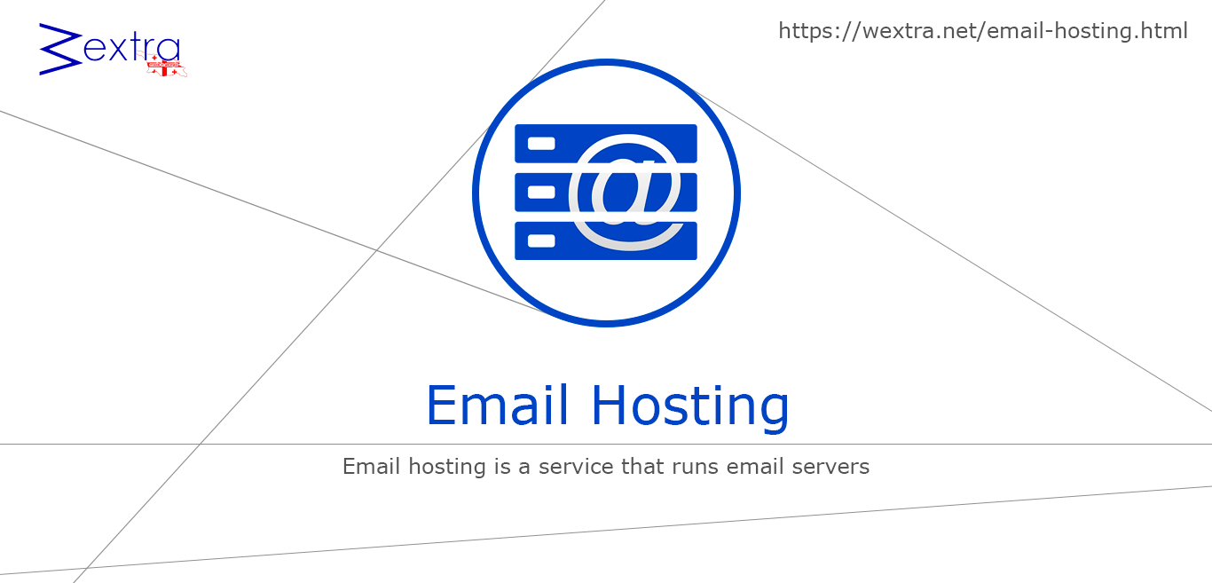 Email Hosting - WExtra.net cheap hosting price finder