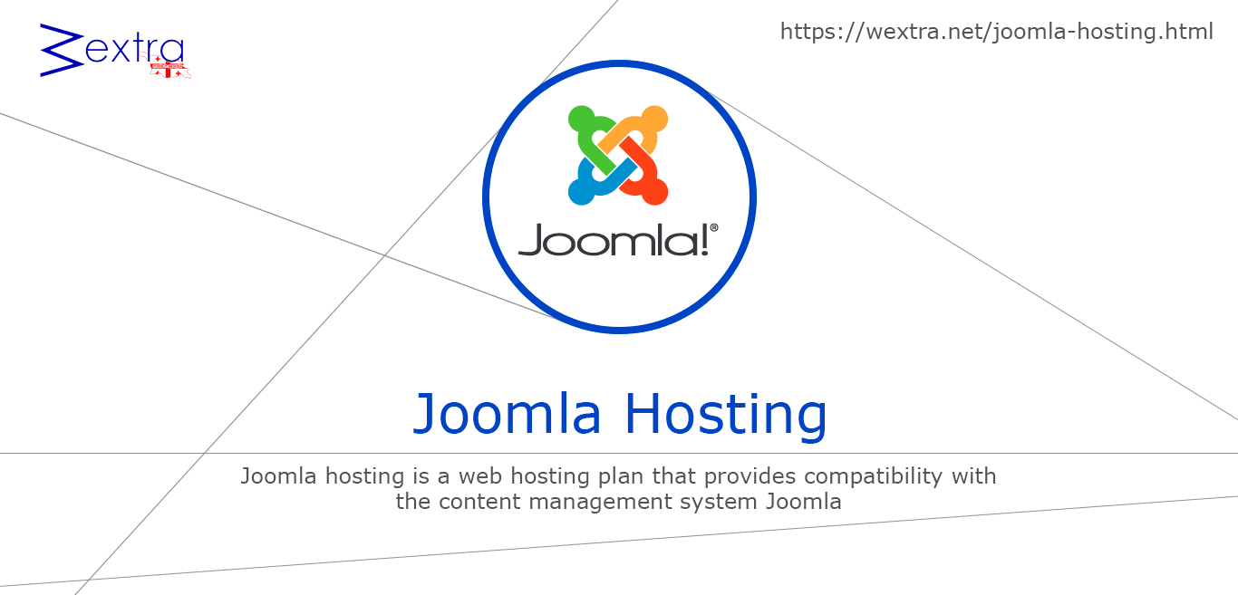 Joomla Hosting - WExtra.net cheap hosting price finder