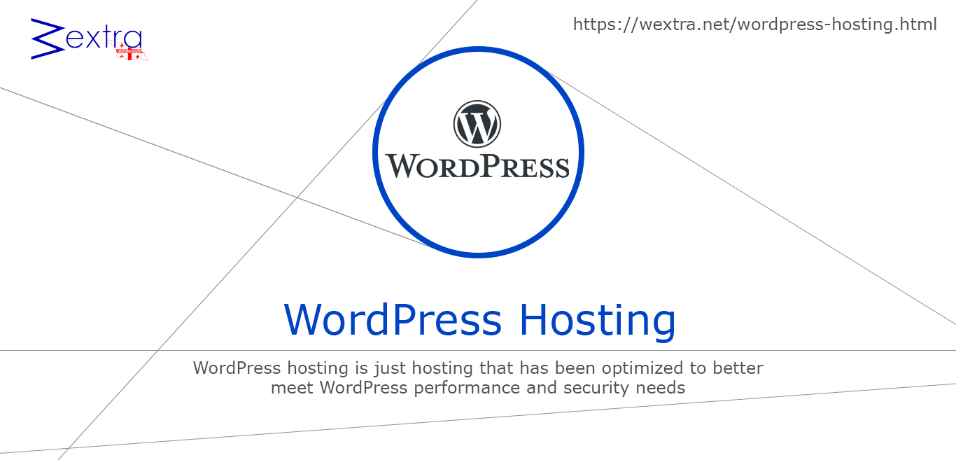 WordPress Hosting - WExtra.net cheap hosting price finder