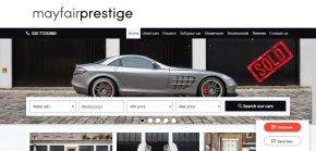 Mayfair Prestige UK Ltd - Used Cars City Of Westminster, Used Car Dealer in London
