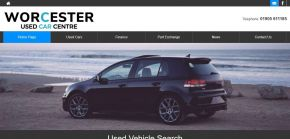 Worcester Car - Used Vehicles At Worcester Used Car Centre Ltd In Worcester Worcestershire