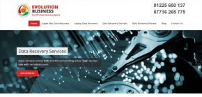 Evolution Business - Data Recovery in Bath, Data Recovery Experts