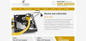 Data Recovery Leicester - Data Recovery Specialists - Data Recovery UK