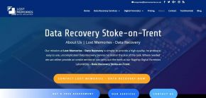Data Recovery Stoke-on-Trent - Lost Memories - Data Recovery