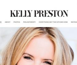 Kelly Preston - Official Website