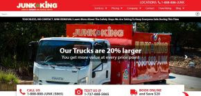 North America's Junk Removal and Hauling Service - Junk King