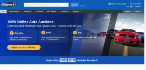 Copart USA - Online Live Vehicle Auctions - Bid & Win