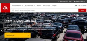 Salvage Cars for Sale - IAA-Insurance Auto Auctions