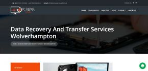 Data Recovery and Transfer Services Wolverhampton - PC Repair Squad