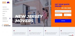 Vector Movers NJ - Local Moving Company - New Jersey Movers