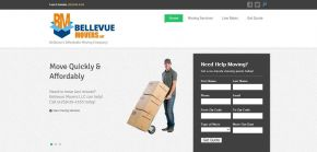 Bellevue's Best Moving Company - Bellevue Moving and Delivery - Washington Movers in USA