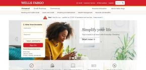 Wells Fargo – Banking, Credit Cards, Loans, Mortgages & More - USA
