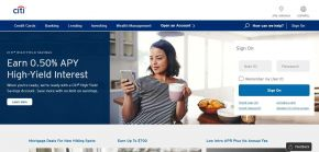 Online Banking, Mortgages, Personal Loans, Investing - Citi.com - USA