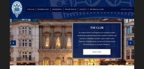 The Carlton Club is the leading Conservative club in UK