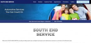 SOUTH END SERVICE - Auto Service & Auto Repair in Brandon