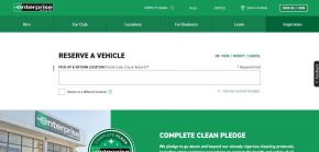Car Hire - Free Pick Up and Drop Off - Enterprise Rent-A-Car - United Kingdom, Uk