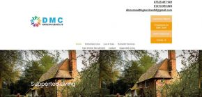 Home care services by DMC Consulting Services Ltd in Kent