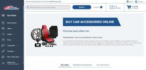 Car Accessories Shop UK - Accessory items at a low price