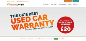 Comprehensive Used Car Warranty - Extended Car Warranty - Warrantywise