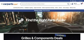 CarParts.com – The Right Auto Parts for the Right Price - Affilate