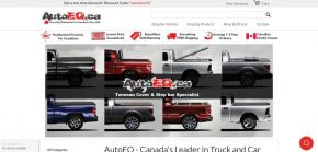 Truck, Car and Auto Accessories in Canada