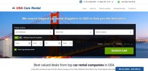 Car Rental USA - Cheap Car Hire Deals