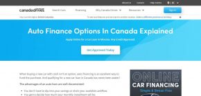 Auto Finance Options In Canada Explained
