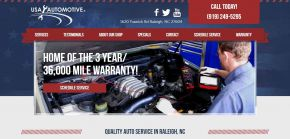 Auto Maintenance Service & Repairs in Raleigh, NC