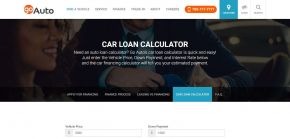 Auto Loan Calculator - Car Loan Calculator Canada - Go Auto