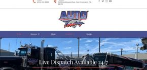 Towing Service - San Francisco, Calirfornia, America - Auto Towing - USA