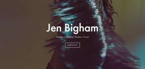 Jennifer Bigham - Official website