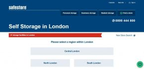 Self Storage Units London - Lowest Price Guarantee - No.1 for choice!