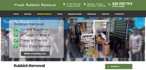 Frank Rubbish Removal - UK