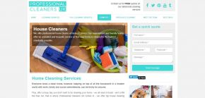 Home Cleaning Services - Professional Cleaners UK