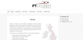 Same Day Courier Service for all your Delivery Needs - PT Couriers (UK) Ltd