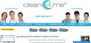 Cleaning Services - Markham, Vaughan and Toronto