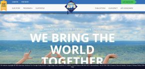 American Institute For Foreign Study (AIFS)