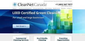 Commercial Cleaning Services - Office Cleaning - CleanNet Canada