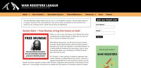Warresisters.org - War Resisters League - 95 Years of Revolutionary Nonviolence