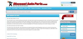 DiscountAutoParts.com - Buy Auto Parts Online For Less