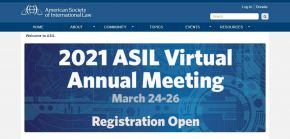 Asil.org - American Society of International Law