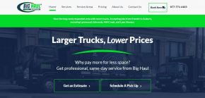 Bighaul.com - Find Junk Removal & Hauling Near You - Big Haul Junk Removal
