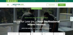 Miamimoversforless.com - Miami Movers for Less