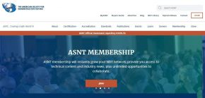 Asnt.org - American Society For Nondestructive Testing