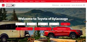 Toyota Dealer Serving Sylacauga AL - New & Used Toyota Vehicles