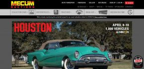 Mecum Auctions - The World's Largest Collector Car Auctions