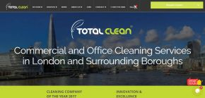 Commercial and Office Cleaning in London - Total Clean - Totalclean.co.uk