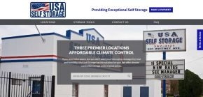 Self Storage Units - USA Self Storage