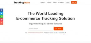 All in one package tracking tool - TrackingMore.com